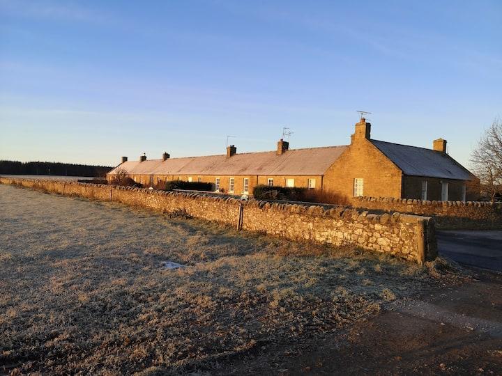 Westside Cottage Farm stay, Pathhead, Midlothian.