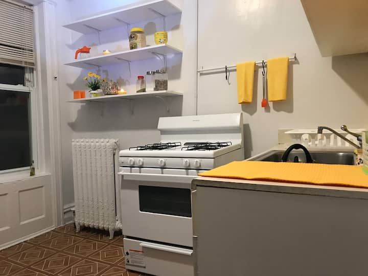Cozy Renovated 2 Bedroom Apartment Heart of Brklyn
