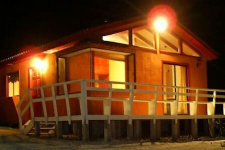 Cabaña II Guanaqueros arriendo solo a familias