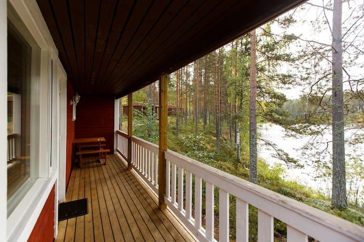 Cottage «comfort» №35 with sauna