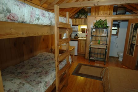 The Lazy Z Resort Cottage for Four! - Twain Harte - Cabin