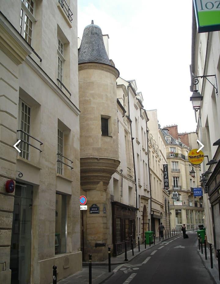HYPER CENTRE HISTORIQUE PARIS NOTRE DAME