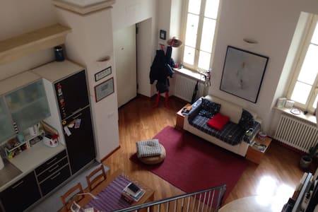 Una stanza a Palazzo Colonnesi - Wohnung