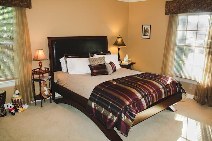 Cajun Warmth Room