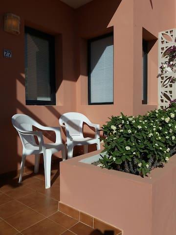 Chalet vista al mar, relax & wifi. - Castillo Caleta de Fuste - House