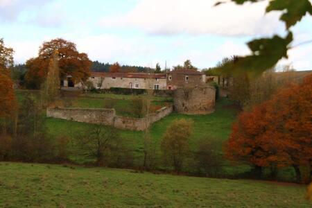 La Ferme du chateau de la Flocelliere - La Flocellière