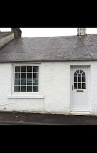 Cottage style back and front door - Largs - 独立屋