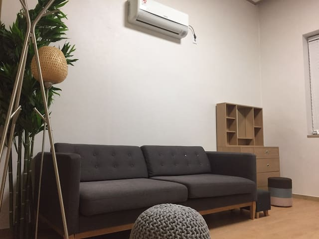 Cozy Friendly Duplex in Dondaemun