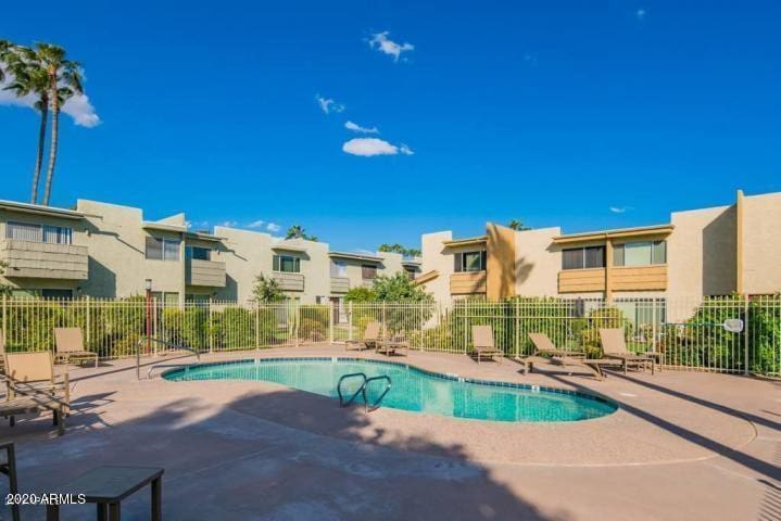 Town home furnished Scottsdale