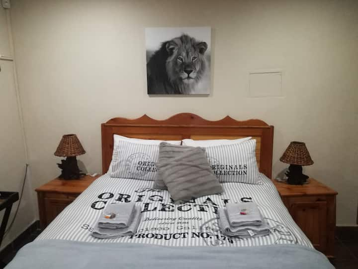 Big 5 Guesthouse Lion Room