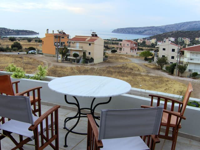 Sunset at Cape Sounio 4 (Suite 1 bedroom 1 lroom ) - Legrena