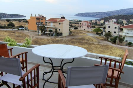 Sunset at Cape Sounio 4 ( Suite 2 bedrooms ) - Legrena