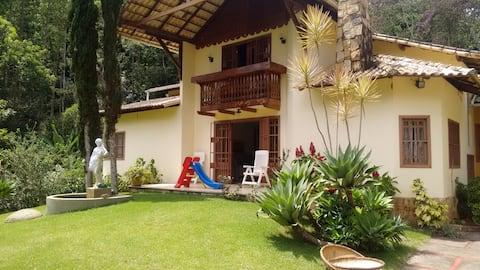 Sítio em Domingos Martins/ES com casa maravilhosa!