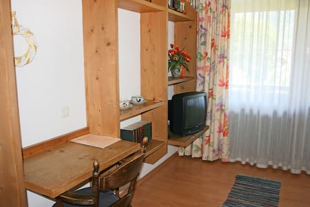 1-room apartment Alpina in Inzell for 3 persons - Inzell - Lägenhet