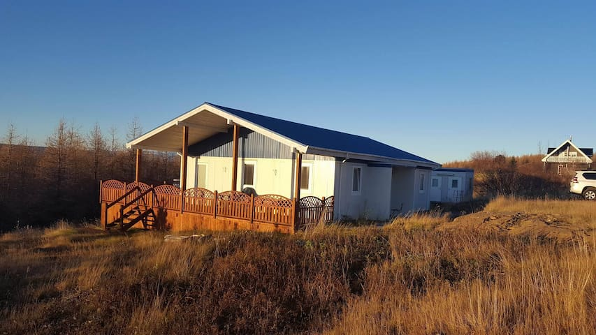 Beautiful summer house with 3 bedrooms - Egilsstaðir - Casa