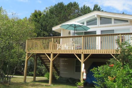 Blueberry Patch - fantastic deck, family friendly