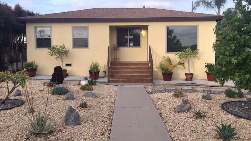 South San Diego Private Home!