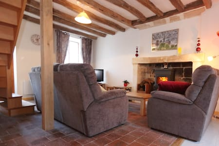 Amazing renovated Loire Valley gite - La Pellerine