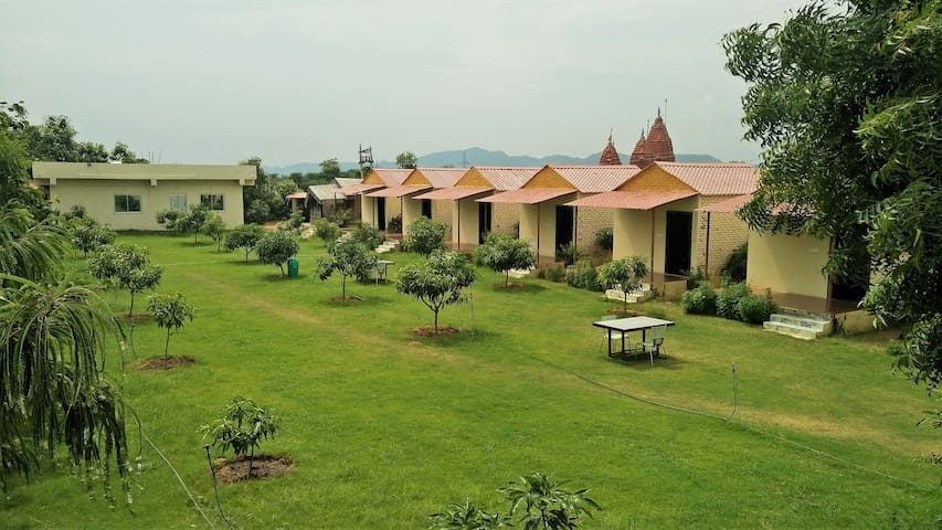CHITRAKOOT GARDEN AND RESORTS (CK RESORTS))
