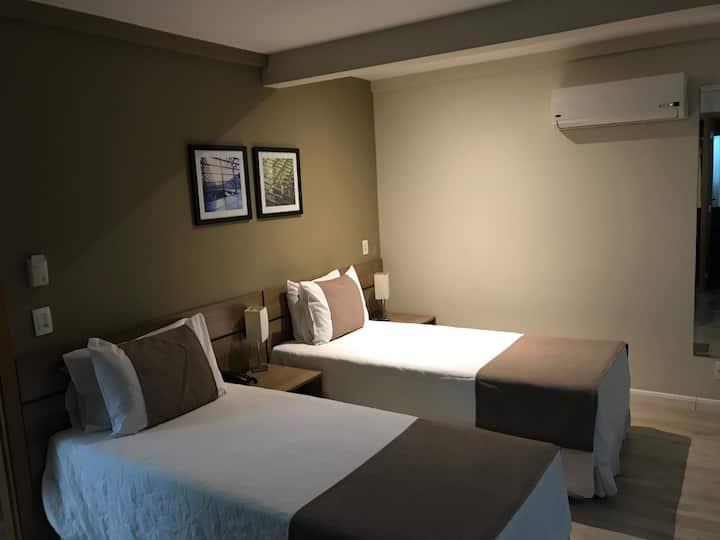 Apart Hotel Logic - Duque de Caxias RJ