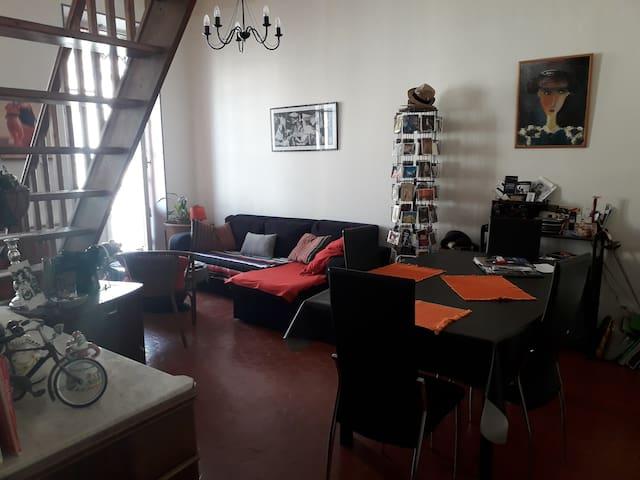appartement au cœur de Nimes