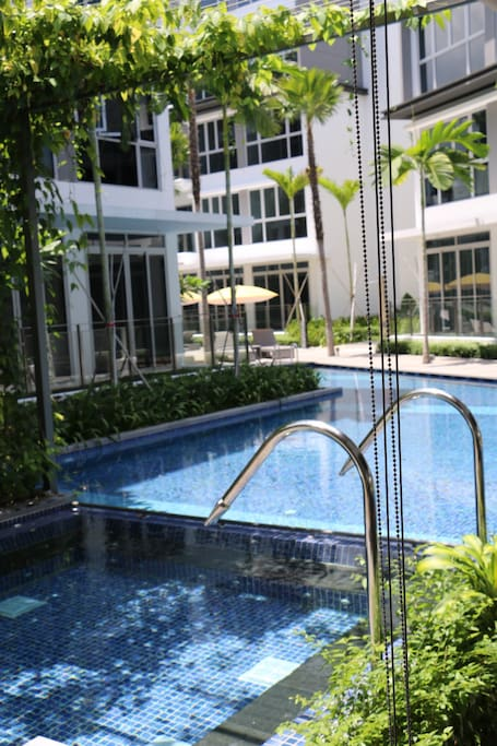 Luxury condo for business vacation appartements louer for Chambre de commerce singapour