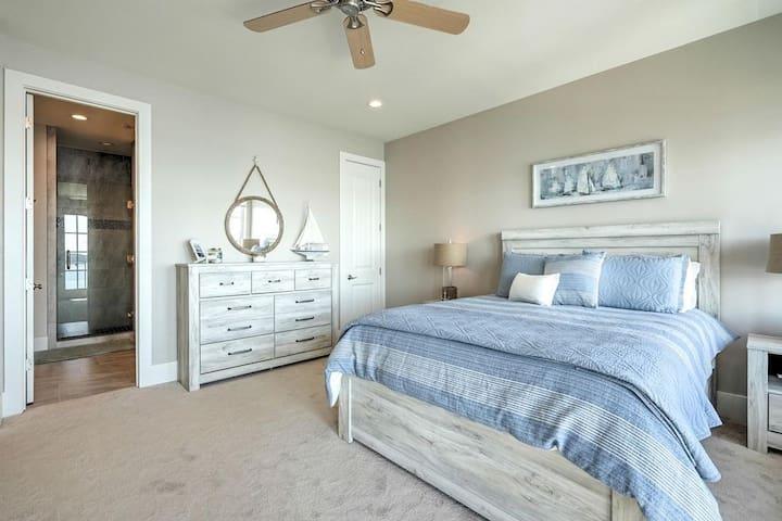 Third level bedroom #1