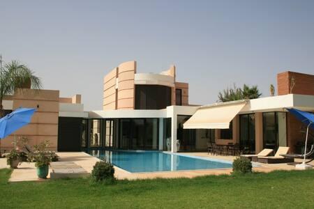 Villa 5 chambres en exclusivité - Marrakech - Villa