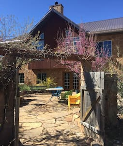 Kolob Canyons Guest House East Room