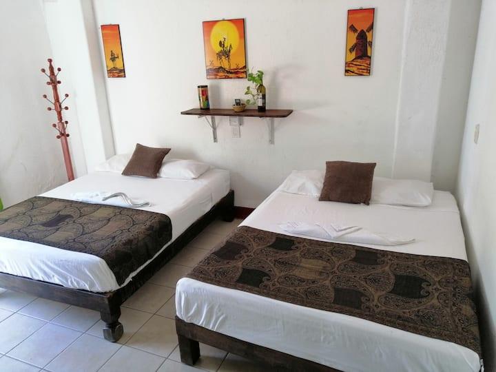 Apartamento Ximena Confort con A/A