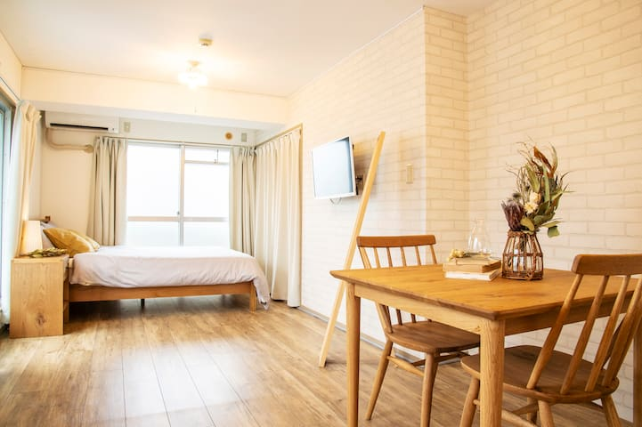 #502 *RenewalOpened*20mins to Shibuya*Terrace*WIFI