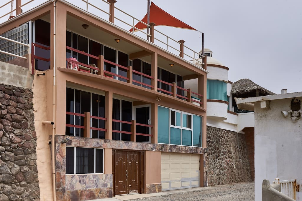 Oceanside Beach House Case In Affitto A Tijuana Baja