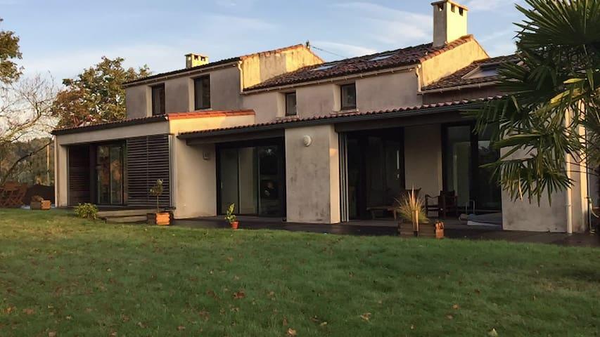 Belle maison à la campagne - Mauves-sur-Loire - Dům