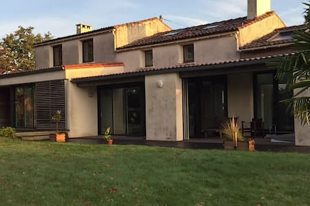 Belle maison à la campagne - Mauves-sur-Loire - Rumah