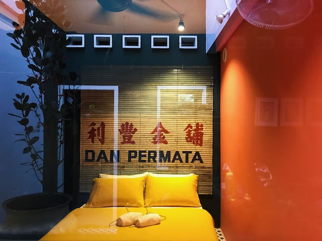 Private Heritage Suite in Alor Setar City Centre