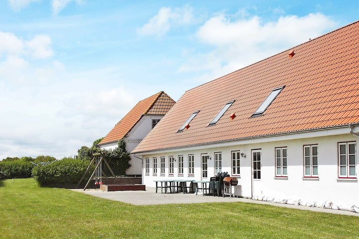 Stunning Holiday Home in Nordborg with Swimming Pool