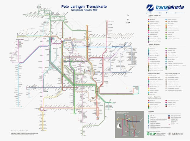 transjakarta busway map. i will attach to ur mail