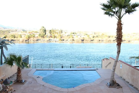 Riverfront Pool/Spa Sleeps 8 - Bullhead City - Дом