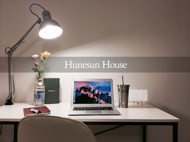 House in the best location Seoul