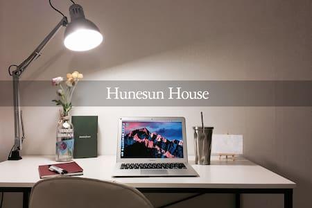 OPENsale / Hanyang univ./2bed /*Hunesun House *
