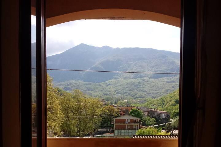 Relax in borgo autentico Appennini Abruzzesi