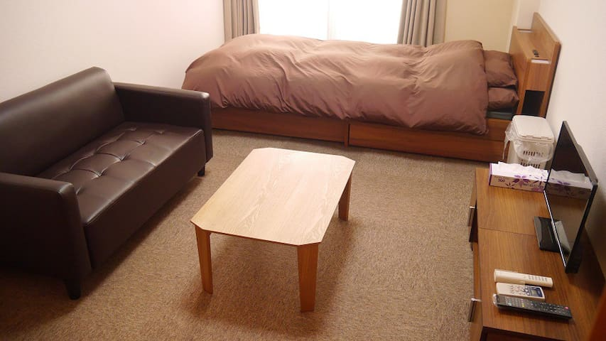 404 Clean, affordable and accommodating. - Sakura-shi - Apartment