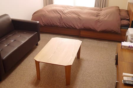 404 Clean, affordable and accommodating. - Sakura-shi - Apartamento