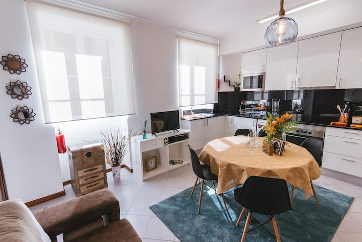 Old Town Square Apartment