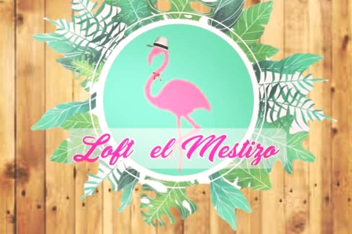 """loft """"El Mestizo"""""""