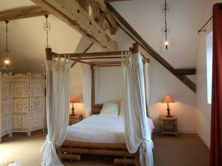 Appartement dans un ancien couvent près d'Orléans