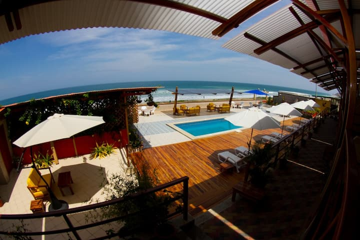 Travesía Hostal - Sta. Marianita Beach - Manta .#4