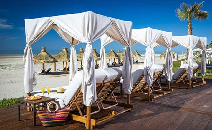 Puerto Penasco,  Mayan Palace,  2 BR; now 10% off