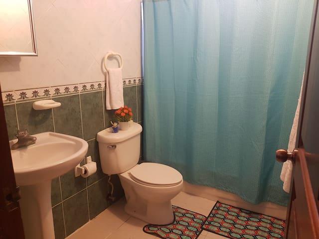 1 bed apartament