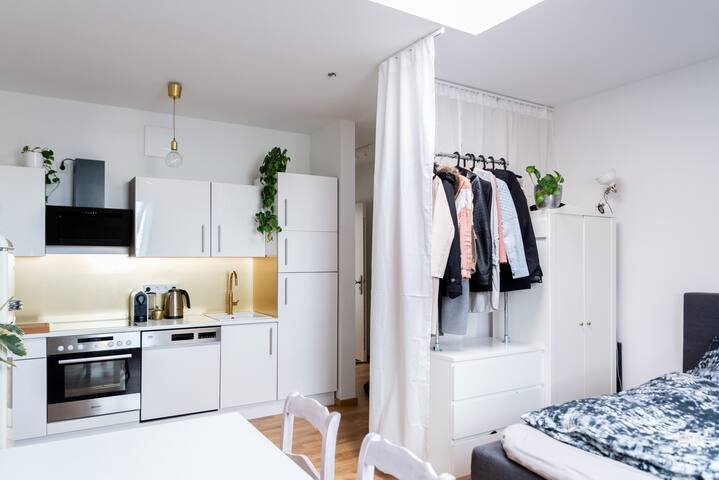 Golden Light Studioapartment